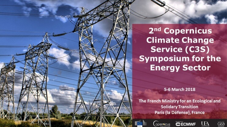 Plan4res Presentation At Copernicus Energy Symposium, March 6, 2018, Paris