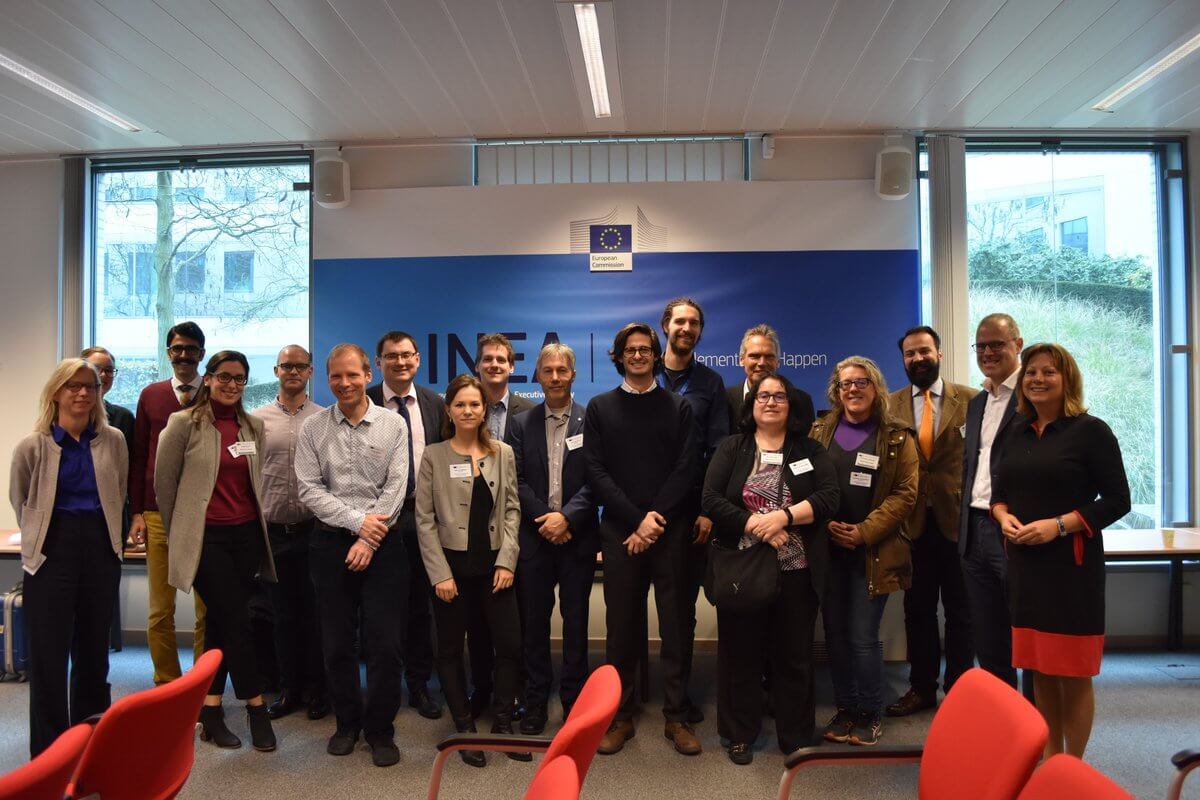 Plan4res Contributed To Clustering Event About Energy Modelling Organised By INEA