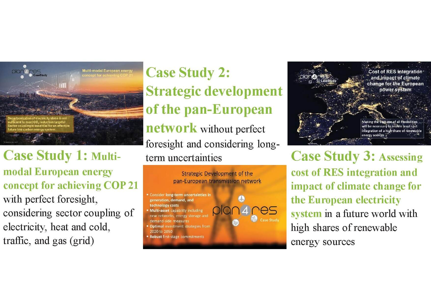 Case Study Summaries